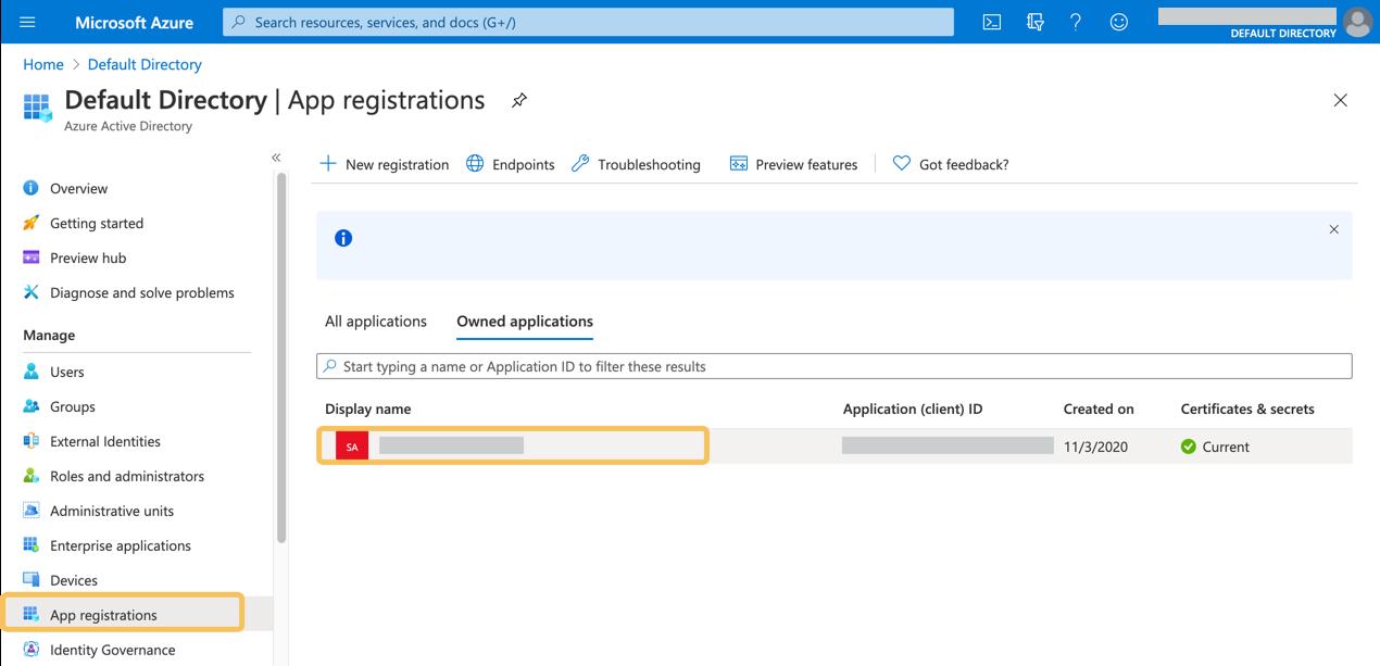 Create Azure Storage account