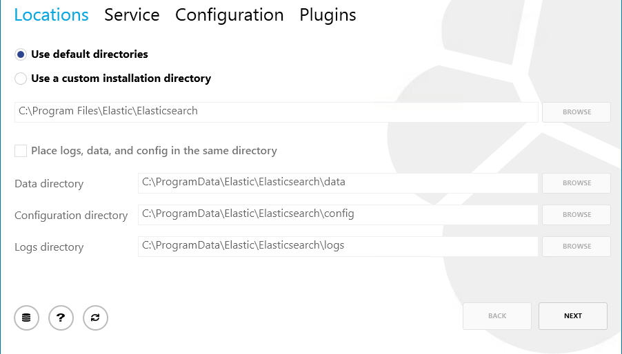 Install Elasticsearch