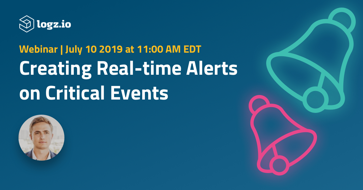 Creating Real-time Alerts on Critical Events