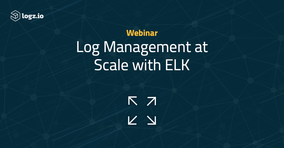 Log management at scale