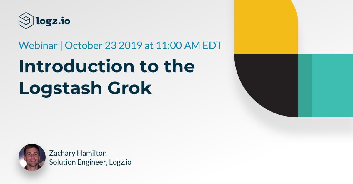 Introduction to Logstash grok