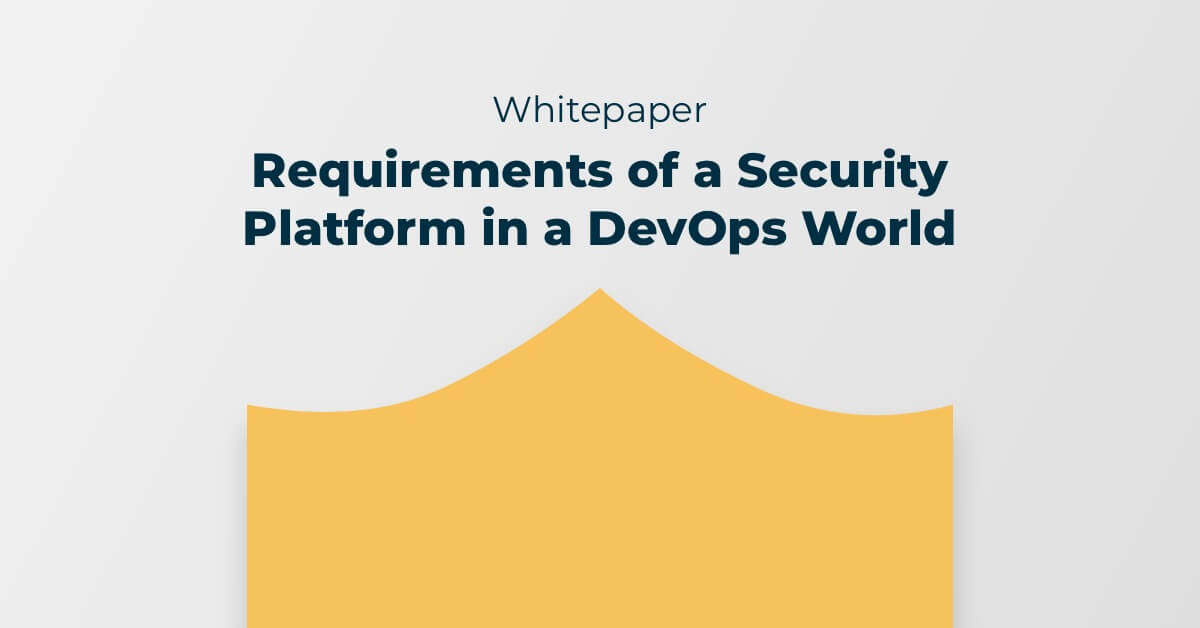 The major requirements for a DevOps-native SIEM security system