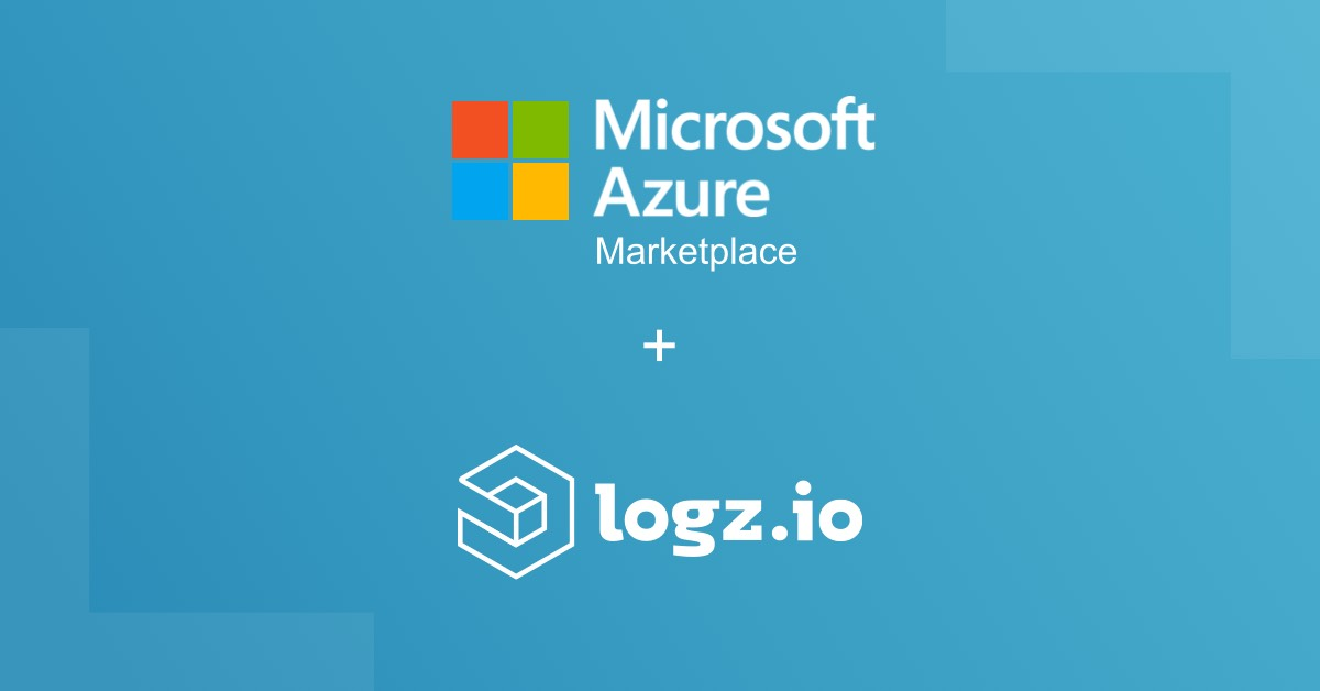 Logs in Azure with Logz.io
