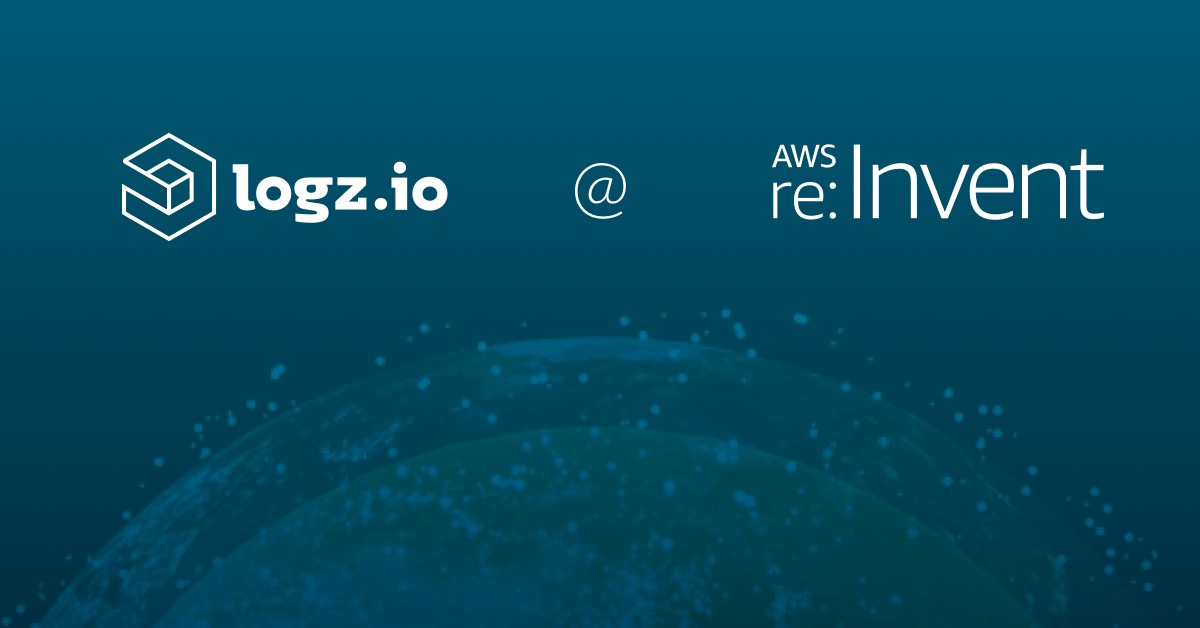 Logz.io will present on observability and Kubernetes at Re:Invent 2019