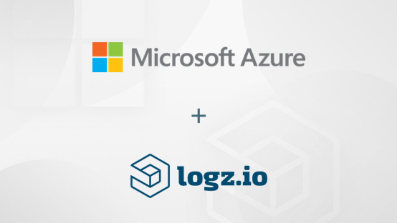 Shipping Spring Boots log from Microsoft Azure to Logz.io