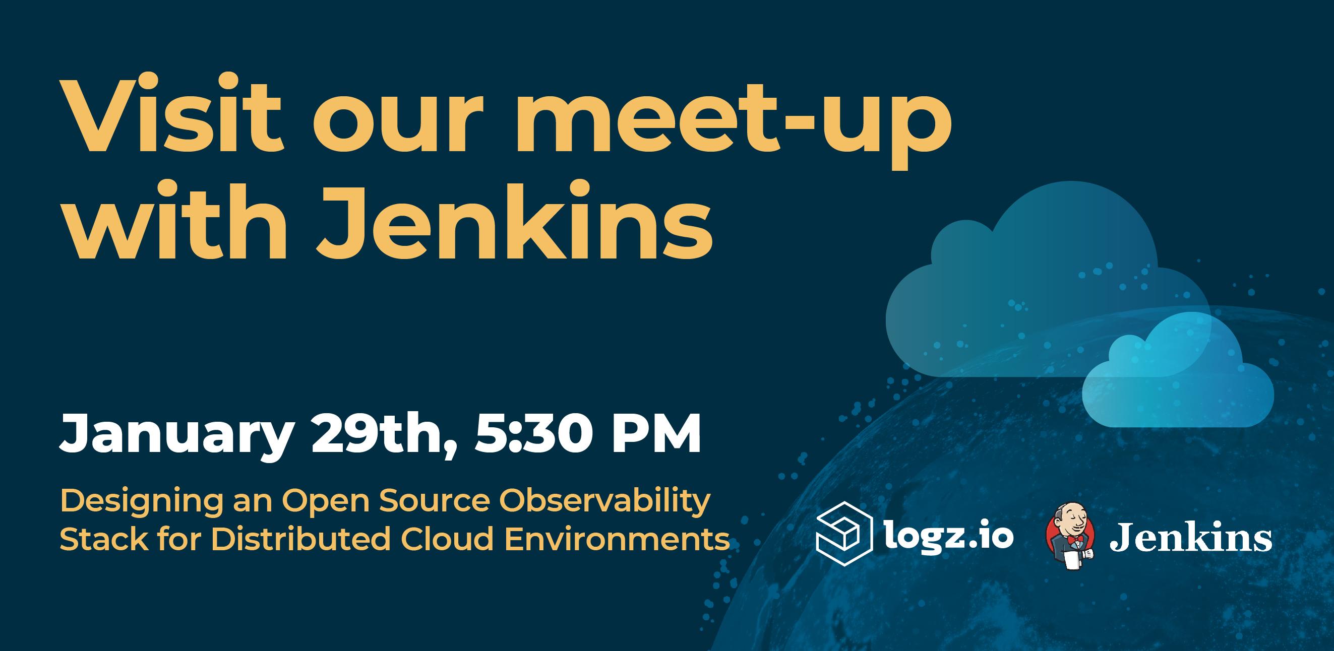 Jenkins meetup