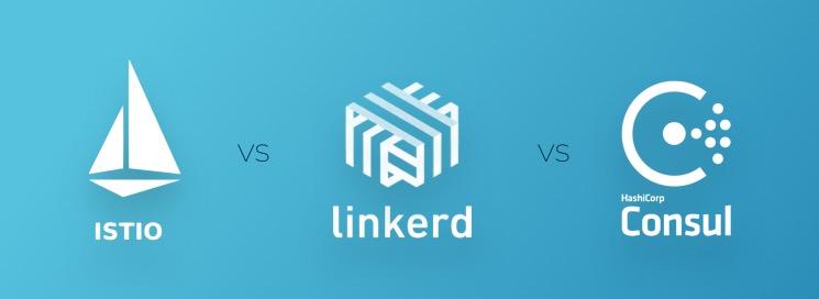Istio vs. Linkerd vs. Consul2