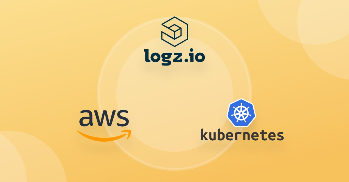 Simplify Kubernetes monitoring on AWS with Logz.io