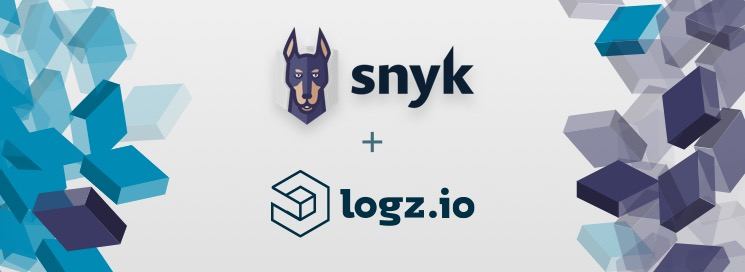 Logz.io and Snyk working together for open source security observability