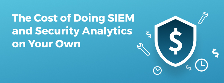 The hidden cost of DIY/FOSS SIEM solutions and SIEM cost management