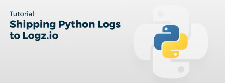 Shipping Python Logs to Logz.io