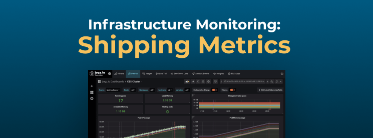 Infrastructure Monitoring Tutorial: Ship Metrics