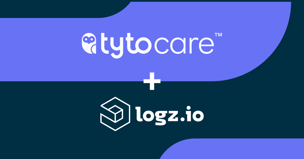 Accelerate Telehealth: Coronavirus and the Partnership between Logz.io and Tyto Care