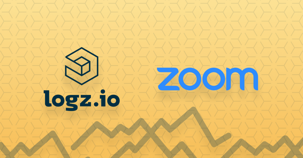 Find your Zoom Metrics and Visualize them in Logz.io
