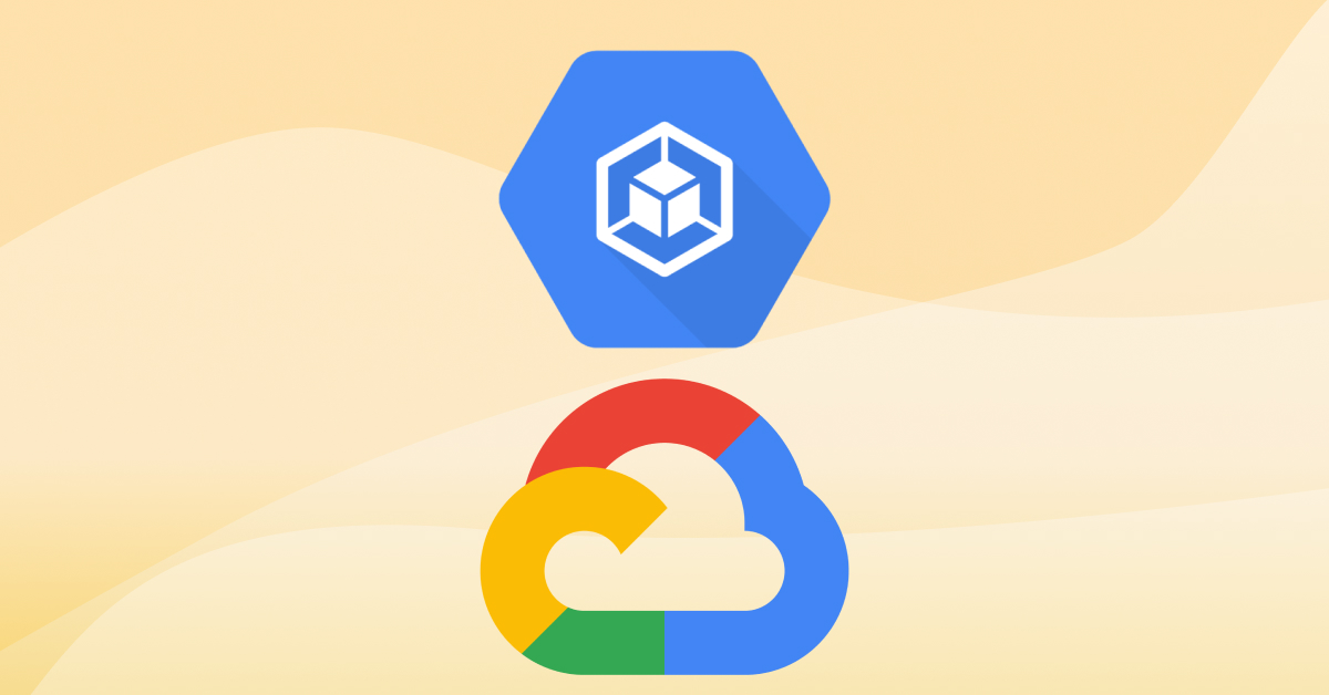 Deploying a containerized app in GKE GCP