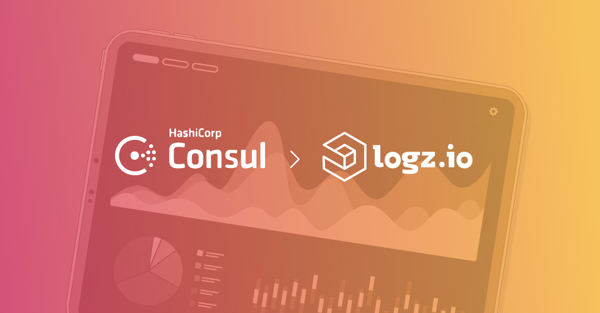Consul and Logz.io integrated