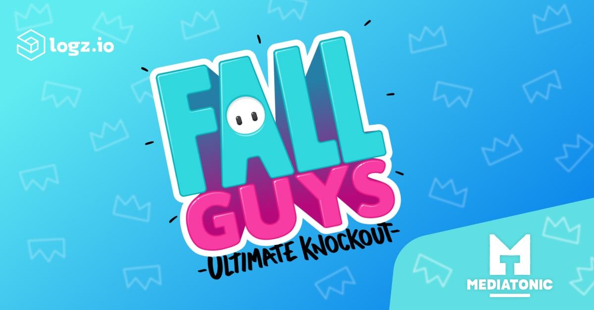 Gaming Logs with Fall Guys