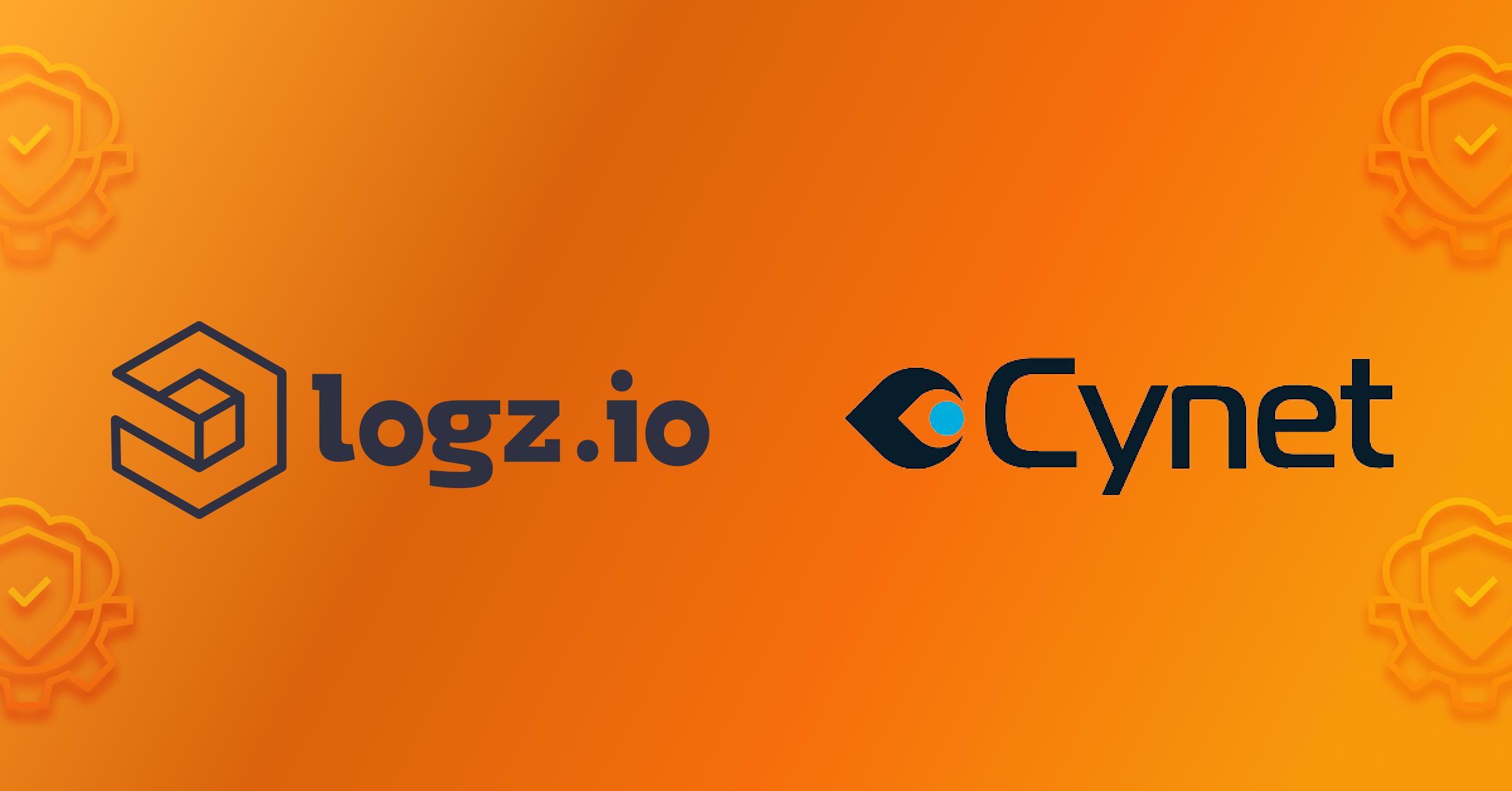 Logzio and Cynet - SIEM & XDR Integration